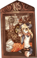 Window collab by Nekoshiba