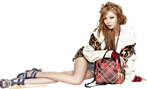 4minute PNG Render by classicluv