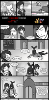 Cursed Red - p10 by pandalecko