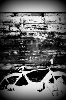 old bike by pixelated-painter