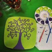 paint your own pottery by iluvsparkles