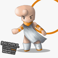 Mythology Baldiful - Contest by nintendo-jr