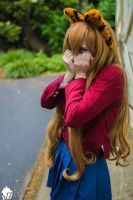 A Shy Tiger by JanvierCosplay