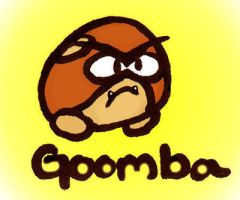 Ol' Fashioned Goomba by GG-lover