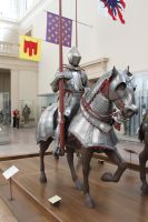mounted knight close up 9 by oldsoulmasquer