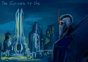 The Spires of Vos by Logna