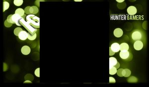 HunterGamers - Youtube Layouts by nekarg