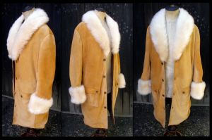 Final Fantasy VIII - Irvine Kinneas : Coat by Carancerth