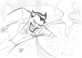 Joker's Eulogy 9-8-2014 by myconius
