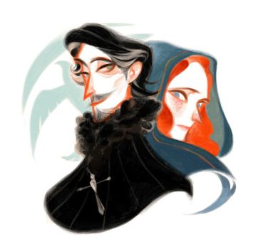 [GOT - S4]New costumes[petyr/sansa] by Wavesheep