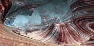 PCG Caves Beta - canyon 4 by Spectraljump
