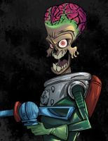 Mars Attacks by jUANy