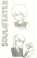 Soul Eater by guardian-angel15