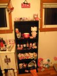 some of the hello kitty stuff by JessicaKittyC