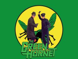 Green Hornet TV wallpaper by SWFan1977