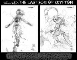 LAST SON OF KRYPTON by caananwhite