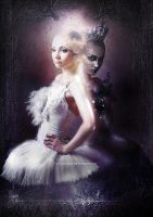 Black swan by Fleurine-Retore