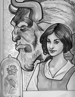 Beauty and the beast by DoctorPretorius