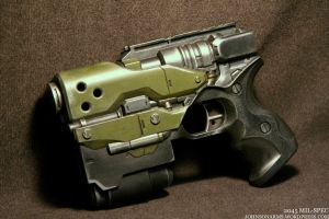 Mil-Spec Sidearm by JohnsonArms