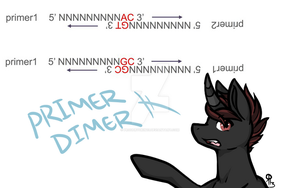 Curse you primer dimer by ProudRyukin13
