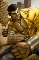 Luke Cage by GudFit