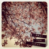 Pray for Japan by harpps