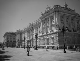Palacio Real, Madrid by joancg