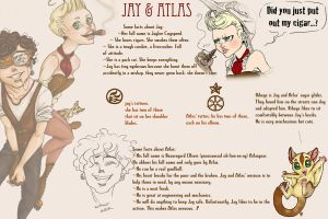 Jay Atlas character sheet by yourTOESareMISSING