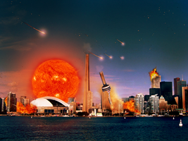 Toronto Burning by Antman910