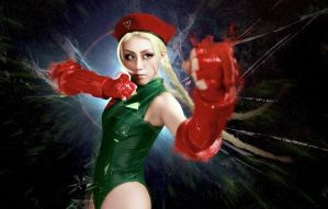 Cammy White by TENinania
