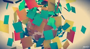 Abstract Wallpaper #10 by pyxArtz