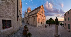 Sibenik's cathedral by ivancoric
