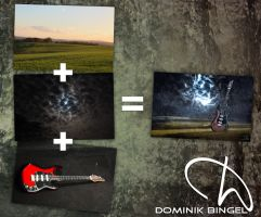 Before After - Storm Guitar by DominikBingel