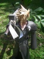 Cloud Strife by Graphite88