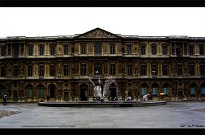 Musee du Louvre by 0orchid