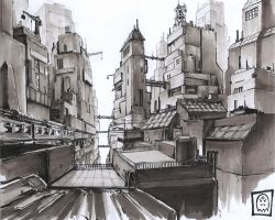 Industrial Area by Ghost-Hinimoto