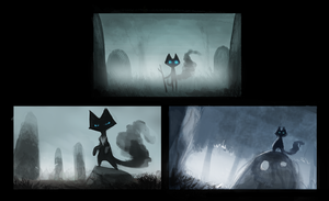 DAY 333. Sidhe - Thumbnails 6 by Cryptid-Creations