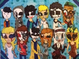 .:creepypasta Ocs group:. by suriminam