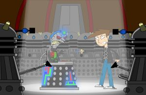Rebirth of the Daleks by Moon-manUnit-42