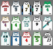 Slamdunk Home Jerseys by ceventhjy