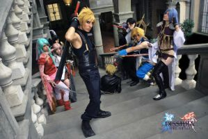 Welcome to Dissidia Final Fantasy by DarthRey