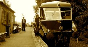 Didcot Junction Shoot 1 by kizgoth