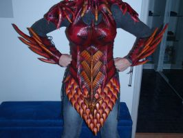 Dragoness Armor by pepelpew