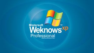 weknows_XP_wallpaper by weknow