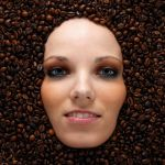 Cofee face by Momasko
