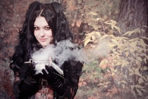 October by mysteria-violent