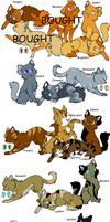 must stop adopting kittys XD by The1andonlyRaven