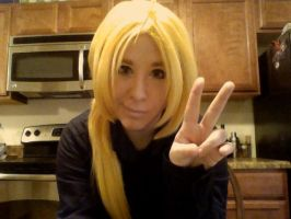 After Aniwave Edward Elric by KeraValentine