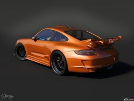 Porsche 911 GT3 Tuned 8 by cipriany