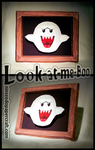 Look-at-me-Boo papercraft by kamibox